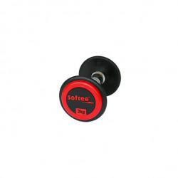 Summum cuero de color marrón